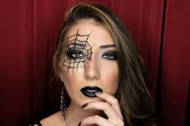 cobweb dummy proof halloween makeup ideas