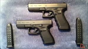Glock Size Chart Glock 17 Vs Glock 19 The Devil Is In The Details
