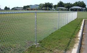 Chain link fencing Richmond Henrico Chesterfield Hanover and