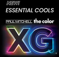 Paul Mitchell The Color Xg Chart Paul Mitchell Professional