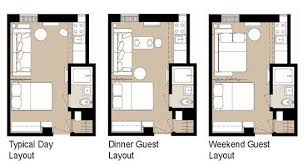 ... Clever Tiny Studio Apartment Layout 6 Small Studio Apartment Layout  Ideas ...