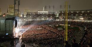 Official Comerica Park Concert Tickets Venue Information