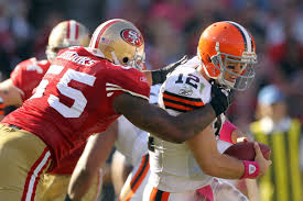 49ers Vs Browns Not Quite Unleashing The Hounds Niners