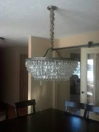 zspmed of clarissa chandelier vine for your designing home graham chandelier pottery barn pottery barn chandelier clarissa crystal drop small round