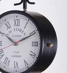 antique station clock london clock at