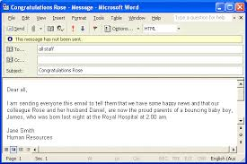 example of email email english example formal emails examples email 2 relevant thus