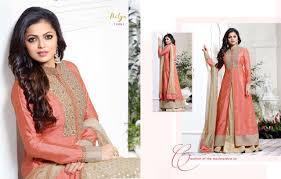 Heavy Designer Suits Wholesale Gosiya Exports Lt Nitya Suit Vol 100 Heavy Designer Suits