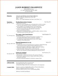 Resume How To Make A Resume Template On Word 2010 Best