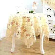 lace tablecloths overlays round table cloth luxury elegant embroidery tablecloth for wedding cover covers overlay al lace tablecloths overlays
