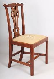 chippendale dining chairs. Set Of Six George III Period Mahogany \u0027Country Chippendale\u0027 Dining-chairs Chippendale Dining Chairs