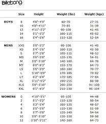 Billabong Booties Size Chart Billabong Booties Size Chart Best Picture Of Chart