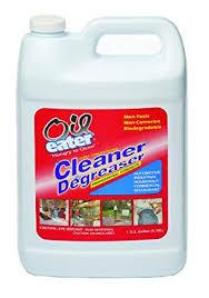 Oil Eater Original 1 Gallon Cleaner Degreaser Pack Of 4