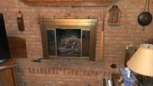 brushed nickel fireplace doors glass fireplace doors brushed nickel brushed nickel fireplace doors modern