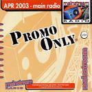 Promo Only: Modern Rock Radio (April 2003)