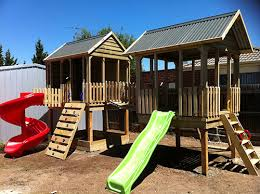 Ultimate Fort Playhouse With Tornado Slide