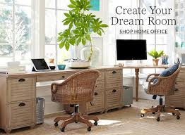 Ideas for office design Modern Home Office Inspiration Pottery Barn Home Office Design Ideas Inspiration Pottery Barn