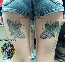 мотылек значение татуировок в россии Rustattooru