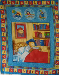 Paddington Bear Quilt Fabric images & Paddington Bear Abc 39 s Quilt Adamdwight.com