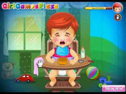 Baby Caring Game for little kids and parents   Education   Pinterest ...