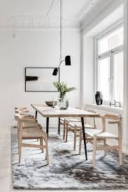 GET TO KNOW EVERYTHING ABOUT THIS MINIMALIST DINING ROOM DECOR Cool Kitchen And Dining Room Lighting Ideas Minimalist