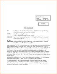 Example Of Office Memorandum Letter Counseling Memo Template Naval Letter Format Headerff Lovely