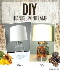 diy table lamp shade lampshade diy crystal