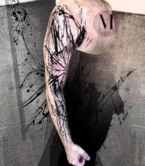 Abel Miranda Tattoo трэшь арт