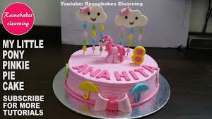 23 Wonderful Picture Of My Little Pony Birthday Cake Ideas