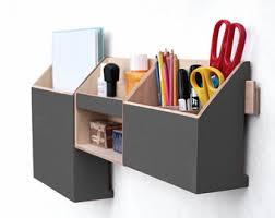 office pen holder. Wall Organizer Graphite, Gray Desktop Organizer, Desk Wood Set, Office Pen Holder