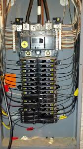 does my panel allow tandem breakers doityourself com community here is a picture of the panel and the wiring diagram inside the panel and as you can see there are already 6 tandem breakers installed