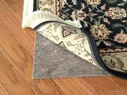 rug pad elegant felt rug pads for hardwood floors medium size of felt rug pads