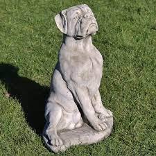stone dog garden ornaments dragonstone