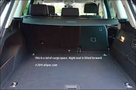 legroom is immense yet according to volkswagen s and jeep s own materials the jeep grand cherokee actually has more interior e and cargo volume