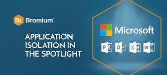 Microsoft Spotlight Application Isolation In The Spotlight Following News From