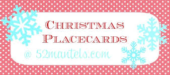 christmas placecard templates 52 mantels free christmas place cards