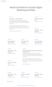 Copyblogger Style Front Page Grid