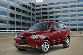 All Chevy chevy captiva awd : Saturn Vue Comes Back to Life as the Chevrolet Captiva Sport for ...
