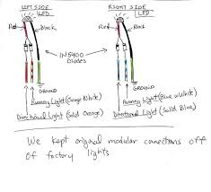 wiring diagram for led turn signals the wiring diagram turn signals always stay on 600rr wiring diagram