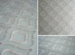 bathroom glass floor tiles. View In Gallery Arabesque-moroccan-glass-tile-edgewater.jpg Bathroom Glass Floor Tiles I