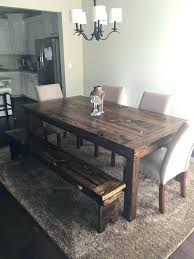 farm style bench rustic farmhouse table with bench best rustic farm table ideas on rustic table