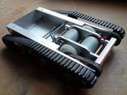 tank treads let s make robots