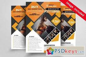 Training Flyer Templates Free Fitness Training Flyer Templates 1586958 Free Download
