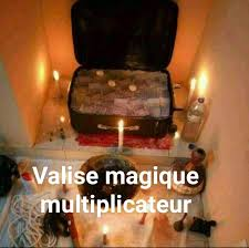 VALISE MARGIQUE TRES PUISSANT