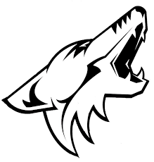Small Picture Nhl Coyotes Logo Coloring Coloring Pages