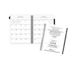 At A Glance Monthly Planner 2019 At A Glance Monthly Planner Refill January 2019 December 2019 6