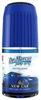 <b>Dr</b>. <b>Marcus Ароматизатор</b> для автомобиля Pump Spray New <b>Car</b> ...