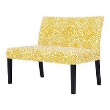 yellow furniture. Marcelo Settee Yellow Furniture