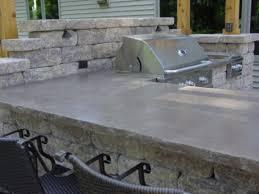 outdoor countertops material outdoor kitchen countertop materials diy outdoor kitchen simple