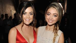Sarah Hyland, Lucy Hale Mistaken for Each Other