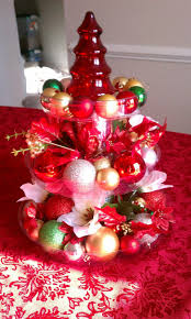 ... Amazing Cool Centerpiece For Table Decoration Design Ideas : Sweet  Image Of Christmas Table Design And